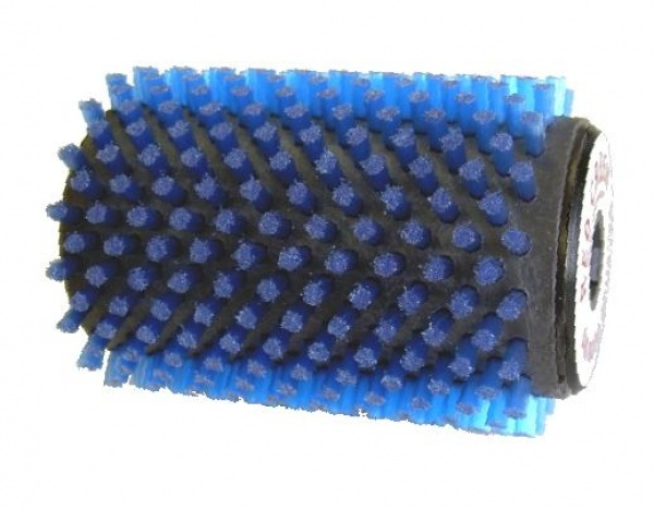 Red creek Brosse nylon bleu racing 100 mm
